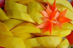 Mangoplak Royalty-vrije Stock Fotografie