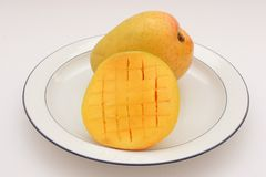 Mangos Royalty Free Stock Photos