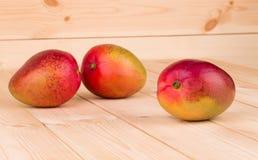 Mangos deliciosos Imágenes de archivo libres de regalías