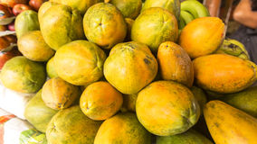 Mangos frescos Imagen de archivo