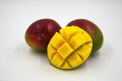 Mangos maduros Fotografía de archivo libre de regalías