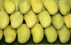 Mangos verdes Imágenes de archivo libres de regalías