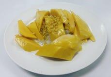 Mangosnoepje royalty-vrije stock afbeelding