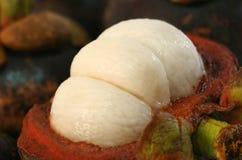 Mangostán Imagen de archivo