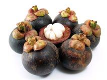 Mangostán Foto de archivo libre de regalías