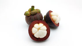 Mangostán Fotografía de archivo libre de regalías