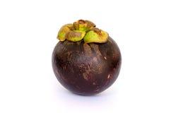 Mangostan owoc Fotografia Royalty Free