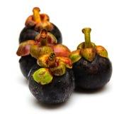 Mangostan owoc Zdjęcia Stock