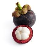 Mangostanfrucht Stockbild
