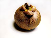Mangostanfrucht Stockfotos