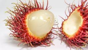 Mangostanfrucht/Mangustan Lizenzfreie Stockfotos
