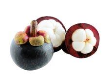 Mangostanfruchtfrucht Stockfoto