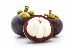 Mangosteen. Royalty Free Stock Images