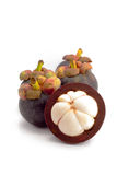 Mangosteen fruit Royalty Free Stock Image
