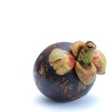 Mangosteen fruit Royalty Free Stock Photos