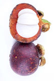 Mangosteen fruit Royalty Free Stock Photography