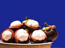 Mangosteen Stock Image