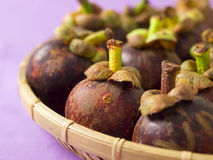 Mangosteens Royalty Free Stock Image