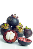 Mangosteens Royalty Free Stock Photos