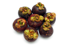 Mangosteens Royalty Free Stock Photo