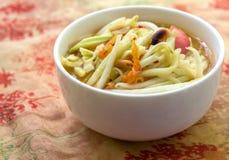 Mangowa sałatka Zdjęcie Royalty Free