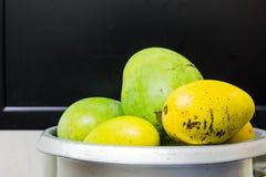 Mangowe owoc Zdjęcia Royalty Free