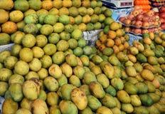 Mangowinkel Stock Afbeelding