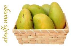 Mangue d'Ataulfo Photo stock