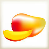Mangue, fruit doux Photographie stock