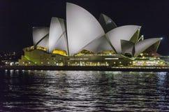 A mangueira de Opera de Sydney Foto de Stock