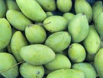 Mangues vertes Photos libres de droits