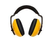 Manguito del oído, para el oído de la protección del ruido foto de archivo libre de regalías