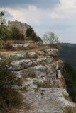 Mangup-Kale cave city Royalty Free Stock Photos