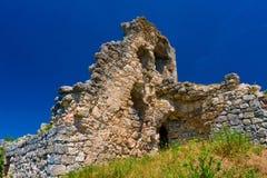 Mangup Kale Crimea Stock Image