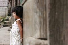 Mangyan Tribe Girl Royalty Free Stock Photography