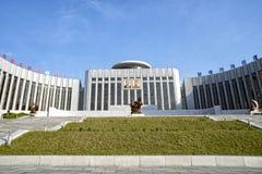 Mangyongdae dziecko w wieku szkolnym ` s pałac Pyongyang, DPRK - Północny Korea Fotografia Stock