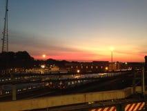 Manhã de Brooklyn Fotos de Stock