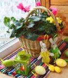 Manhã de Easter Imagem de Stock