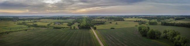 Manhã de Midwest Imagens de Stock Royalty Free