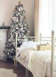 Manhã de Natal Foto de Stock