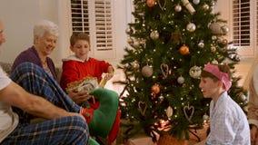 Manhã de Natal do divertimento filme