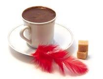 Manhã do café Fotografia de Stock Royalty Free