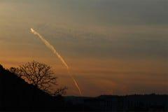 Manhã do nascer do sol Foto de Stock
