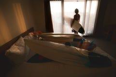 Manhã do ` s do surfista Imagem de Stock Royalty Free