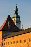Manhã em Lviv 15 Foto de Stock Royalty Free