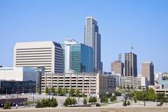 Manhã em Omaha imagens de stock royalty free