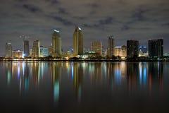 Manhã em San Diego Fotos de Stock Royalty Free