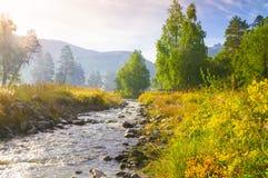 Manhã em Sofia Valley Fotografia de Stock Royalty Free