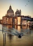 Manhã em Veneza Imagens de Stock Royalty Free