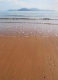 Manhã, mar de Andaman Foto de Stock